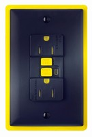 GFCI Receptacles are designed for harsh environments.