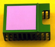 Thermal Interface Pad meets UL 94V-0 flameclass requirements.
