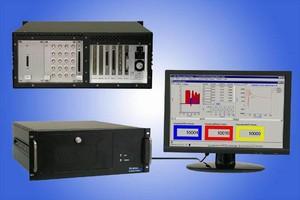 DAQ System offers singel-box solution.