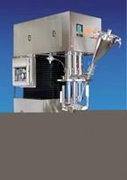 Mixer is designed for vacuum/pressure operation.