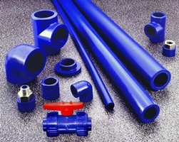Piping System is designed for compressed air applications.