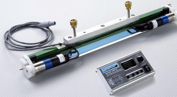 Squeegee System is self-contained and self-actuating.
