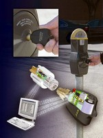 Lock Cylinder is suited for parking meters.