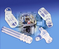 Automated Slitting of Silicone Medical Valves and Other Medical Components Now Available from Sil-Pro(TM) Silicone Professionals