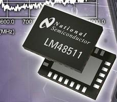 Audio Amplifier reduces EMI sensitivity in portable devices.