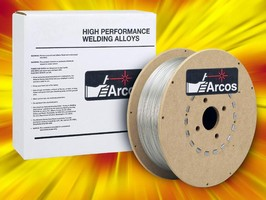 Welding Alloys deliver crevice corrosion resistance.