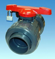 Locking Handle is designed for ball valves.