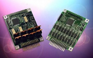 I/O Modules interface to low/high voltage peripherals.