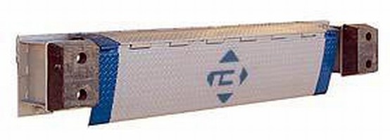 Dock Levelers facilitate freight loading and offloading.