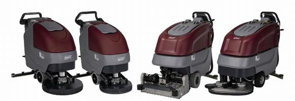 Floor Scrubbers are environmentally friendly.