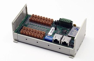 I/O Slave Modules offer output current of up to 90 mA/ch.