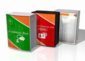 Suggestion Box ensures security of its content.