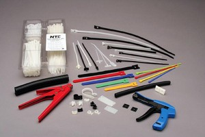 NTE Electronics Offers Comprehensive Cable Tie Product Line