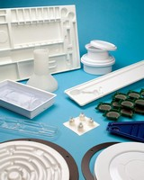 Medical Trays are designed for production and packaging.