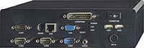 Fanless Embedded System comes in 220 x 130 x 60 mm dimension.