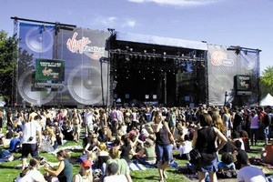 Lighthouse LED Screens are Just the Job for Toronto's Virgin Festival