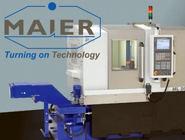Maier Commitment, Product and Presence is Expanded in North America