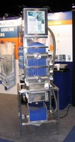 Bulkflow Heat Exchanger Technology for Cooling or Heating Sugar, Salt and a Wide Variety of Other Food Products Shown for First Time at Process Expo 2007, Las Vegas Convention Center, October 15-17, 2007, Booth #S-6449
