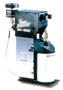 Cleaning Station installs in robotic cells.
