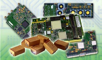 AVX's Tantalum Capacitors Address Embedded Systems Applications
