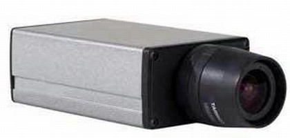 Security Camera provides high-resolution digital imaging.