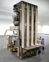 Vertical Lifting System integrates up to 6 lifting lanes.