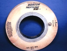 Grinding Wheels utilize X10 technology.