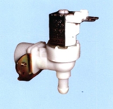 Inlet Valves are available with straight or 90 deg bodies.