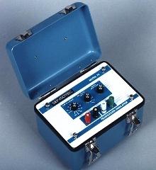 Transducer Simulator utilizes wire-wound resistors.