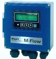 Ultrasonic Flowmeter features IP65 construction.