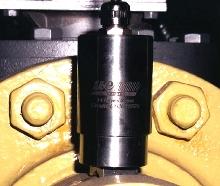 Ultrasonic Monitor senses ultrasound centered around 40 kHz.