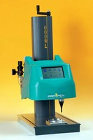 Marking Machine comes with pneumatic/electromagnetic stylus.