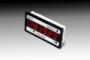 Analog Sensors/Transducer Meter has integrated diagnostics.