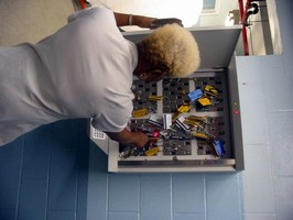 Morse Watchmans Key Management System Helps the Staff Relax at Florida Resort.