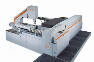 KASTO to Launch Two New Sawing Machines
