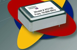 HCMOS Oscillator comes in standard CO8 Euro package.