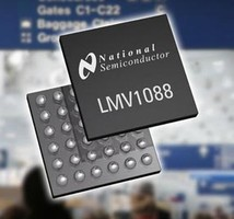 Array Amplifier uses far field noise suppression technology.
