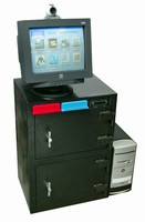 Corporate Safe Specialists Smart Safes Capture Evidence in Robbery and Theft