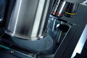 Particle Characterization System features sample dispersion unit.