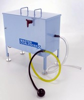 Tramp Oil Separator features compact design.