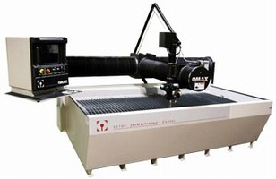 OMAX® to Feature 55100 JetMachining® Center at Expo Manufactura