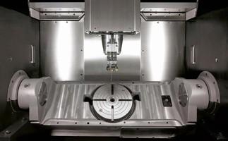 Vertical Machining Center targets moldmakers/subcontractors.