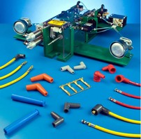 Bender-Booter produces finished ignition wire assemblies.