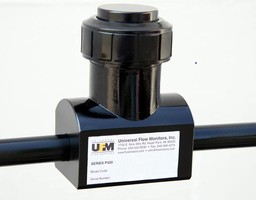 Flow Transmitters can handle corrosive fluids.