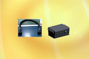Junction Box Assembly suits mass transit applications.