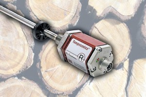 MTS Sensors' Provide High-Speed Position Feedback in New Sawmill Construction