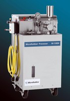 Hydraulic Processor operates at up to 30,000 psi.