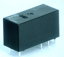 Power Relay provides high capacity in compact size.