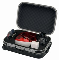 Travel Case is designed for Tattoo2 color printer.