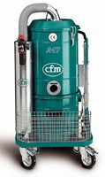 Pneumatic Vacuum Cleaners offer quiet operation.
